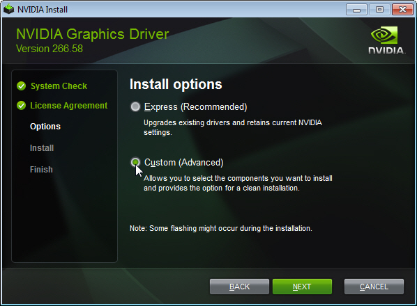 GeForce Experience driver installation failed  How do I